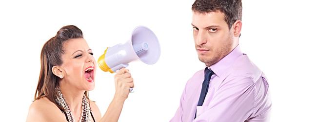 Что делать, если мужчина молчит?